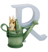 Beatrix Potter - Alphabet Initial R Peter Rabbit