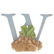 Beatrix Potter - Alphabet Initial W Flopsy Bunnies