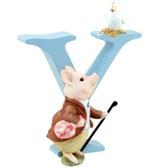Beatrix Potter - Alphabet Initial Y Pigling Bland