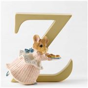 Beatrix Potter - Alphabet Initial Z Appley Dapply