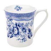 Queens - Blue Story Tonquin Mug