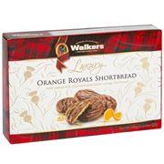 Walkers - Luxury Orange Royals Shortbread 150g