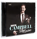 Sony - CD David Campbell The Swing Sessions