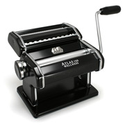 Marcato - Atlas 150 Wellness Pasta Maker Black