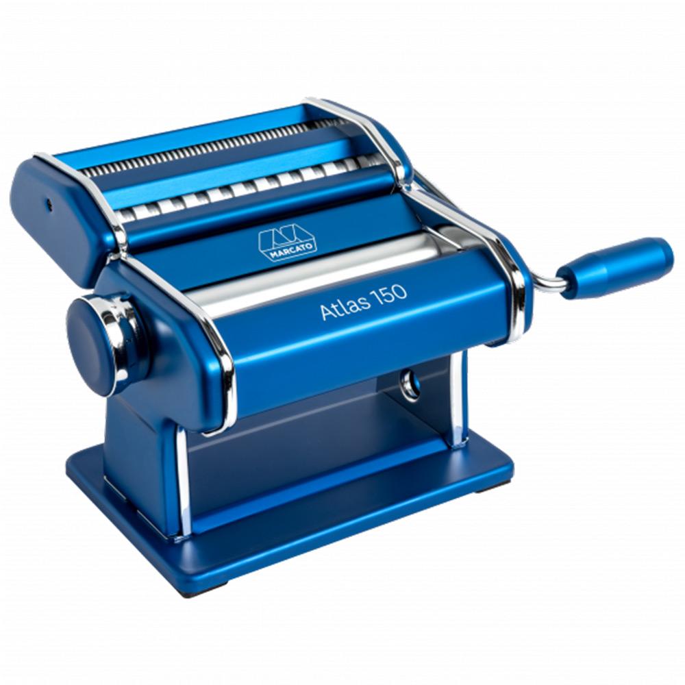 marcato atlas 150 blue wellness pasta maker peter 39 s of kensington. Black Bedroom Furniture Sets. Home Design Ideas