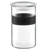 Bodum - Presso Storage Jar 1L Black
