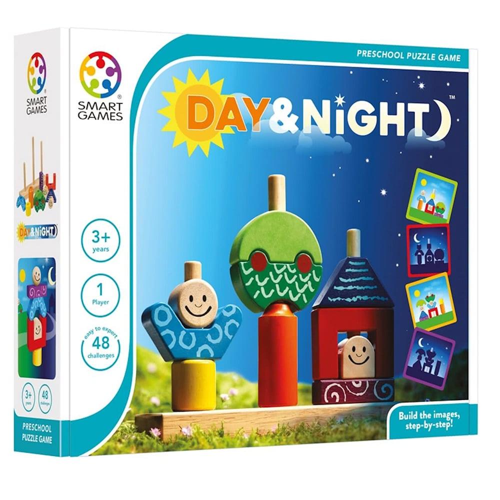 Smart Games - Day & Night Game | Peter's of Kensington