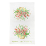 Susie Crooke - Gum Blossom Bowl Tea Towel