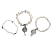 Bowerhaus - Eye Trio Bracelet Set