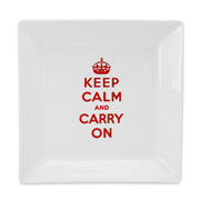 Robert Gordon - Pate Tray Keep Calm And Carry On