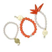 Bowerhaus - Ola Trio Bracelet Set