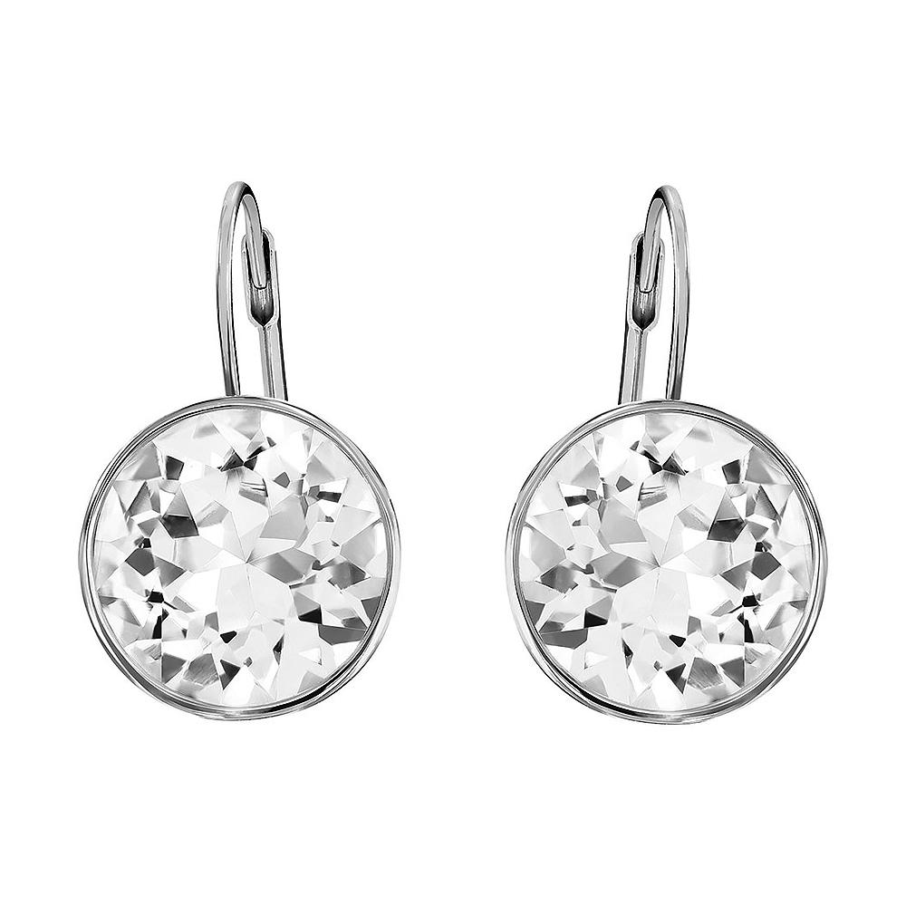 Swarovski - Bella Clear Crystal Pierced Earrings  d687cce49