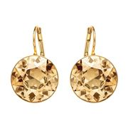 Swarovski - Bella Golden Shadow Earrings