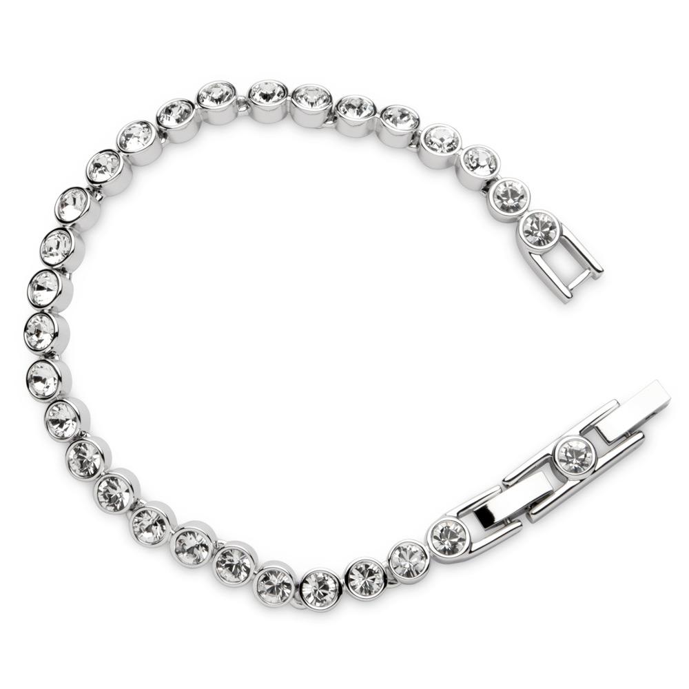 swarovski tennis bracelet crystal peter 39 s of kensington. Black Bedroom Furniture Sets. Home Design Ideas