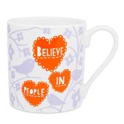 Rob Ryan - Believe In People Mug