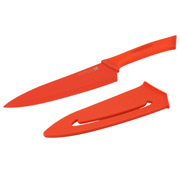 Scanpan - Spectrum Cook's Knife Red