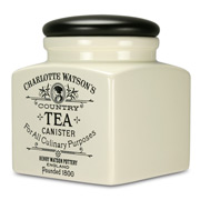 Charlotte Watson - Tea Canister Small