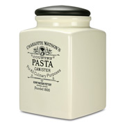 Charlotte Watson - Pasta Canister Large