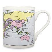 McLaggan Smith - World Map Mug