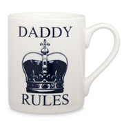 McLaggan Smith - Daddy Rules Mug