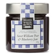 Whisk & Pin - Sweet Willam Pear & Blueberry Jam
