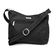 Travelon - Carry Safe Anti-Theft Shoulder Bag Black
