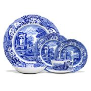 Spode - Blue Italian Dinner Set 24pce