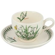 Portmeirion - Botanic Garden January Teacup & Saucer