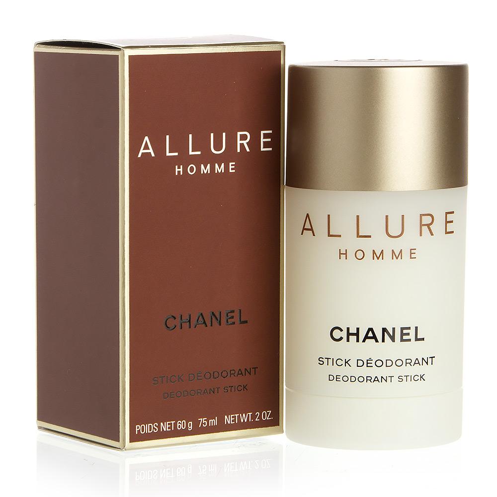 chanel allure homme deodorant stick 75ml peter 39 s of kensington. Black Bedroom Furniture Sets. Home Design Ideas