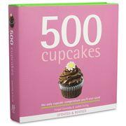 Book - 500 Cupcakes