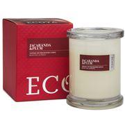 Ecoya - Botanicals Jacaranda & Plum Metro Jar Candle