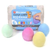 Micador - Early Start Egg Chalk Set 6pce