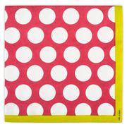 Nel Lusso - Poppy Green Napkin Pack 20pce