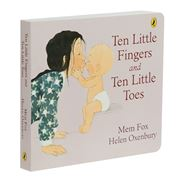 Book - Ten Little Fingers & Ten Little Toes