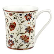 Queens - Hidden World Indian Silk Amreli Mug