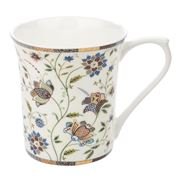 Queens - Hidden World Indian Silk Surat Mug