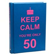 Book - Keep Calm You're Only 50