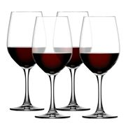 Spiegelau - Winelovers Red Wine Glass Set 4pce