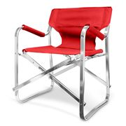 Ocho - Sophiste Red Outdoor Chair