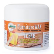Aussie Furniture Care - Clear Furniture Wax 250g