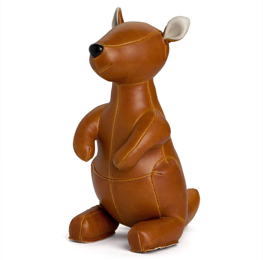 zuny  peter's of kensington - zuny  bookend classic kangaroo tan