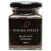 Pukara Estate - Black Olive Tapenade
