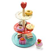 Le Toy Van - Honeybake Cake Stand Set