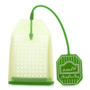 Outliving - Almigh-Tea Reusable Silicone Tea Bag Green