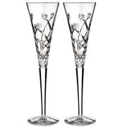 Waterford - Celebration Believe Toasting Flute Set 2pce