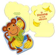 PK Press - Scratch & Sniff Card Bananas
