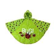 Bugzz - Ladybug Rain Poncho