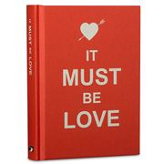 Book - It Must Be Love