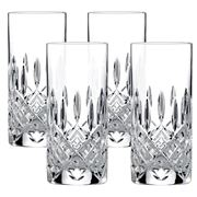 Royal Doulton - Crystal Highclere Highball Set 4pce