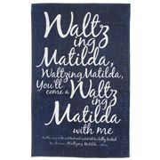 Alperstein - Waltzing Matilda Tea Towel